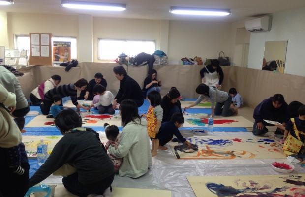 富山市で脳活アートセラピー